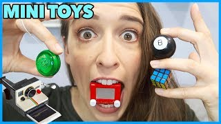 Download Playing With Miniature Toys!!!! Video
