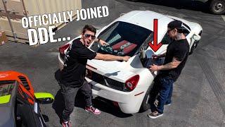 Download TUNED FERRARI 458 HAS A CRAZY SURPRISE... Video
