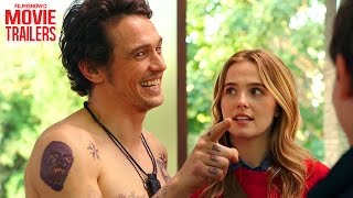 Download WHY HIM? Red Band Trailer #2 - James Franco has no filter Video