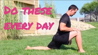 Download Hip Mobility Routine: 8 Exercises to Do Daily for Flexibility, Less Pain, and Ease of Movement Video