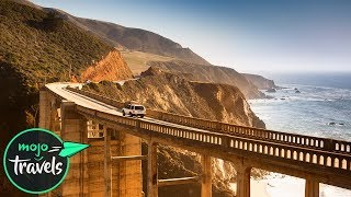 Download Top 10 Must-See Scenic Routes on a Trans-America Road Trip Video