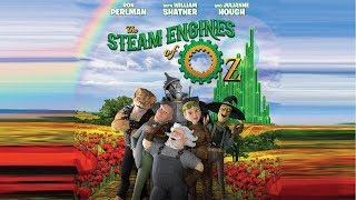 Download Steam Engines Of Oz - Official Trailer (2018) Ron Perlman, William Shatner and Julianne Hough Video