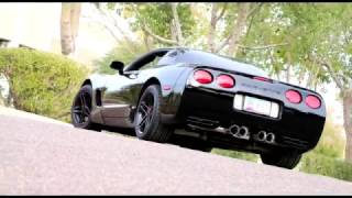 Download 2003 C5 Corvette - Headers, No-Cats, and our Billy Boat Bullet Exhaust! Video