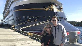 Download 2017 Disney Wonder Alaska Cruise Video