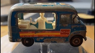 Download MATCHBOX Restoration No 47b Commer Ice Cream Van 1963 Video