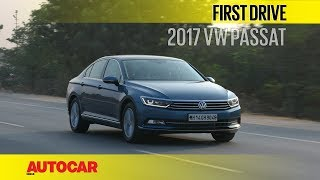 Download 2017 Volkswagen Passat   First Drive   Autocar India Video