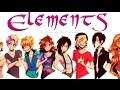 Download ELEMENTS (Web comic by Elemental-FA & Glamist) - Speedpaint Video