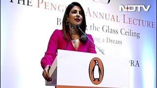 Download Priyanka Chopra Speaks On Breaking The Glass Ceiling Video