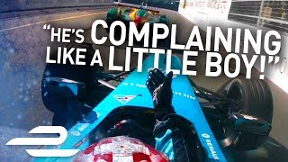 Download ″He Hit Me On Purpose!″ Unseen Onboards + Team Radio - Montreal - Formula E Video