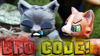 Download Fireheart and Graystripe's Bro Code - Warrior Cats Blooper! Video