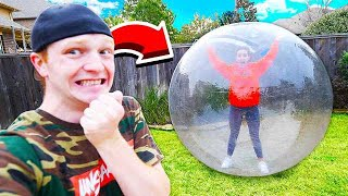 Download TRAPPING MY GIRLFRIEND IN A GIANT BUBBLE! Video