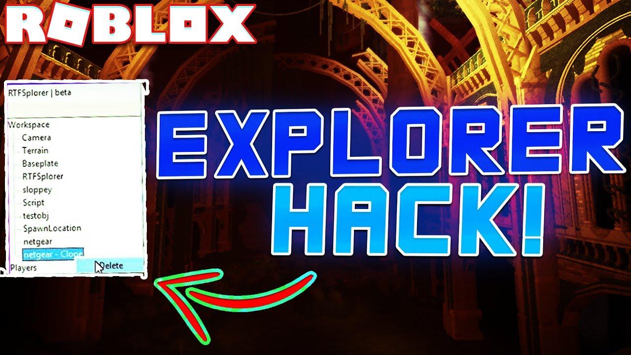 Stream roblox explorer hack free tutorial working 2017 roblox explorer hack free tutorial working 2017 baditri Gallery