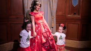 Download Disney World Holiday Trip - Meeting Elena & Be Our Guest Dinner | beingmommywithstyle Video