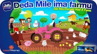 Download Deda Mile ima farmu | Old MacDonald had a Farm | Nursery Rhymes for Kids Video