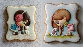 Download Top 20 Amazing Cute Cookies Art Decorating Ideas Compilation - Awesome Cookies - Cakes Style 2017 Video