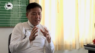 Download སྲིད་སྐྱོང་འོས་མིར་དྲི་བ་ལྔ། Five questions to Sikyong candidate: Penpa Tsering Video