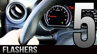 Download 5 Tips for the Driving Exam - Flashers Video