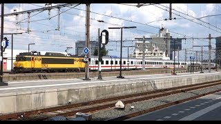 Download ► Trainspotting in Amsterdam, Netherlands Video