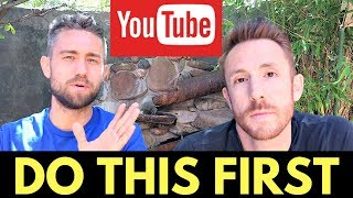 Download 3 Things You Should Know BEFORE You Post Your First Youtube Video Video