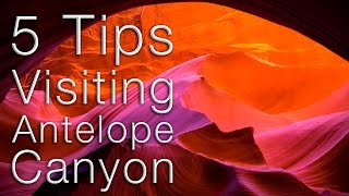 Download 5 Important Tips for Antelope Canyon Video