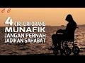 Download 4 CIRI-CIRI ORANG MUNAFIK, JANGAN PERNAH JADIKAN SAHABAT Video