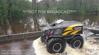 Download 9-16-2018 Chinquapin, NC boat Ride along rescue family from deep flooding with SOTS and drone Video