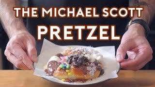 Download Binging with Babish: Michael Scott's Pretzel from The Office Video