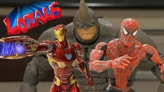 Download SPIDERMAN Stop Motion Action Video Part 19 Trailer Video