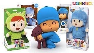 Download Pocoyo Toys: UNBOXING de peluches de Pocoyó [Navidad 🎄😀] Video