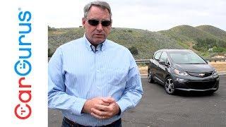 Download 2017 Chevrolet Bolt EV | CarGurus Test Drive Review Video