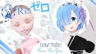 Download Rem - {Monster High Repaint} - Re:Zero Video