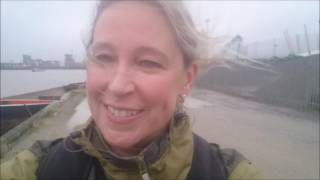 Download Mudlarking along the River Thames London for pieces of history Video
