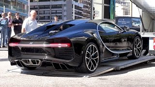 Download Best of Supercars in Monaco - Chiron, Veyron, Aventador, Agera R & More! Video