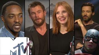 Download Captain America: Civil War - 15 Celebs Choose TEAM IRON MAN or TEAM CAP | MTV Movies Video