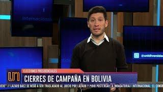 Download Tenso cierres de campaña en Bolivia Video