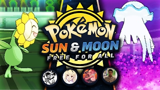 Download PLASMA WINS?! VS PlasmaRPG, RedVivillon, Tensations! - Pokemon Sun and Moon FFA Video