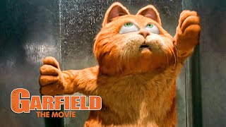 Download Ventilation Shaft Ride Scene - GARFIELD (2004) Movie Clip Video