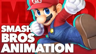 Download How to Animate a Smash Bros Character // MARIO Video