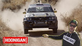 Download Ken Block Ford Escort Cosworth RS Gravel Testing //FT016 Video