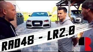 Download Audi A6 ″Widebody RS6″ | RAD48 | LR 2.0 Forged Wheel Video