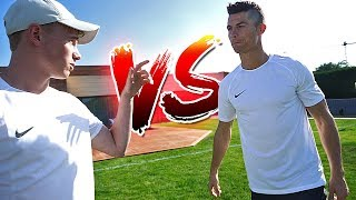 Download freekickerz vs Cristiano Ronaldo Video