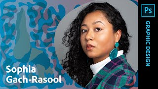 Download Design a Poster a Day with Sophia Gach-Rasool - 1 of 2 Video