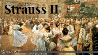 Download Strauss II - Waltzes, Polkas & Operettas | Classical Music Collection Video