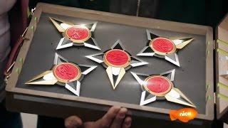 Download Power Rangers Ninja Steel - Mega Morph Cycle Power Stars   Episode 5 ″Drive to Survive″ Video