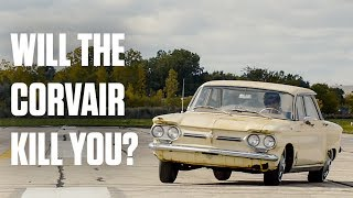 Download Will the Corvair Kill You? | Hagerty Behind the Wheel - Episode 1 Video