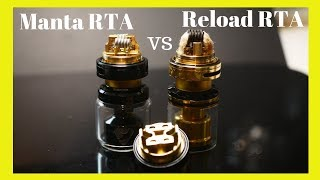 Download Manta RTA Review & Build VS Reload RTA Video