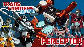Download TRANSFORMERS: THE BASICS on PERCEPTOR Video