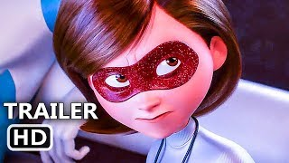 Download INCREDIBLES 2 Official Trailer # 3 (NEW 2018) Disney Animated Movie Video