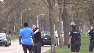 Download Man Fights Police Officers On Milwaukee's Northside 5/2/2018 Video