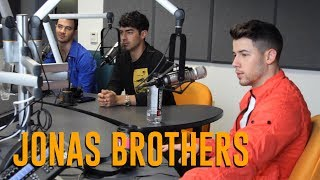 Download Jonas Brothers Talk 'Happiness Begins', Reunion Advice From Dr Phil, Marilyn Manson & Wango Tango Video